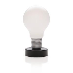 Drucklampe schwarz