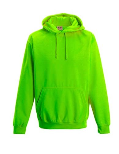 JH004 Electric Hoodie_Electric-Green