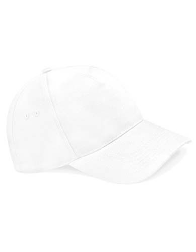 Ultimate 5 Panel Cap_White