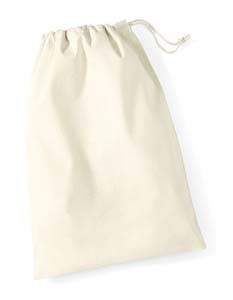 WM115 Cotton Stuff Bag weiss