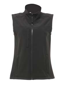 L-RG790 Women`s Flux Softshell Bodywarmer