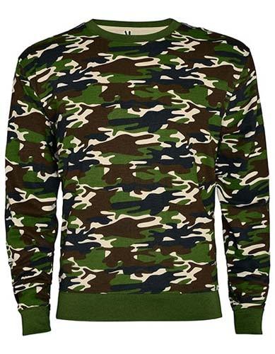RY1031 Malone Sweatshirt_Camouflage-Forest