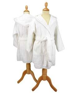 L-AR021 Boyzz & Girlzz® Hooded Bathrobe