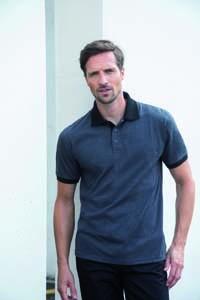 W490 Polo Shirt Kurzarm Mehrfarbig