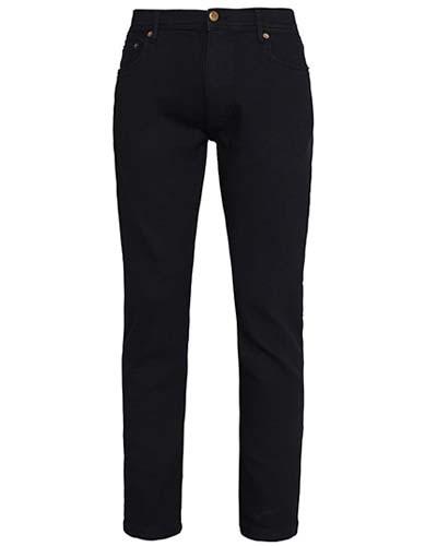 Leo Straight Jeans_Black