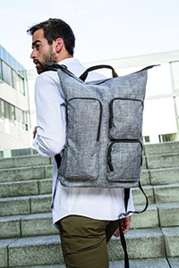 BS18073 Rucksack 100% Polyester