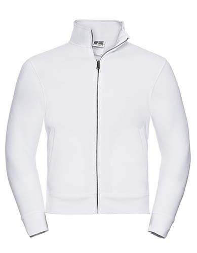 Z267M Authentic Sweat Jacket_White