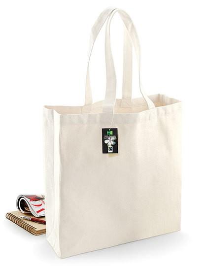 """WM623 Baumwolltasche """"Fairtrade Cotton Classic Shopper"""""""