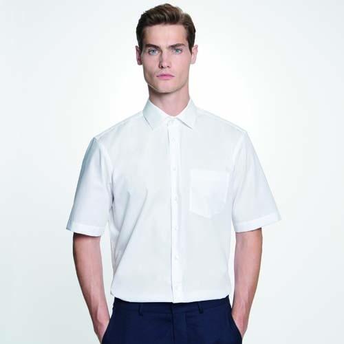 L-SN003001 Men`s Shirt Regular Fit Shortsleeve