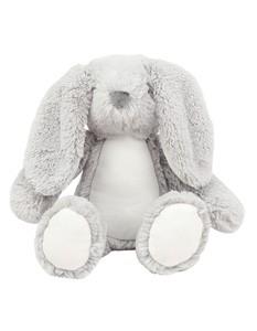Tiere Kuscheltiere Bunny-Grey