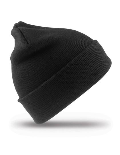 Woolly Ski Hat_Black