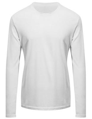 Long Sleeve Tee Arctic-White