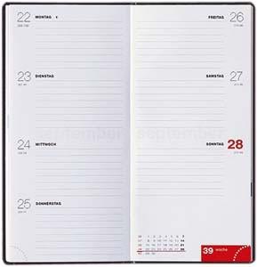 LEB-830 Tucson Taschenkalender NEW TREND
