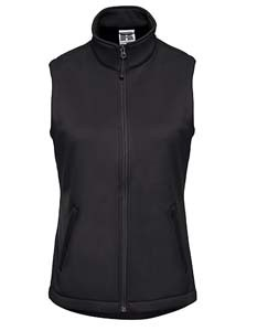 L-Z041F Ladies` Smart Softshell Gilet