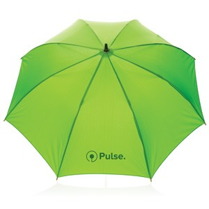 """23"""" RPET Schirm  grün"""