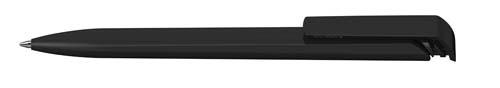 Kugelschreiber Trias recycling schwarz