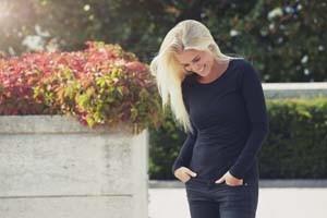 L-NE81050 Ladies` Long Sleeve T-Shirt