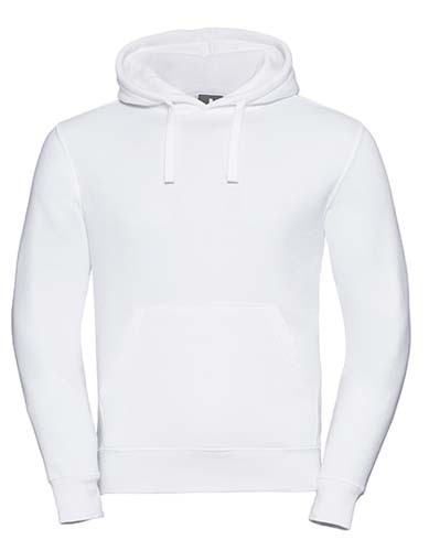 Z265 Men`s Authentic Hooded Sweat_White