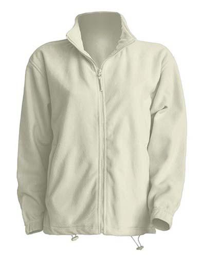 JHK800 Men Fleece Jacket_Off White