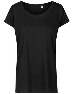 Women´s Oversized T-Shirt Black