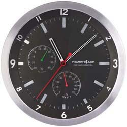 Mac-43451 Wanduhr metall