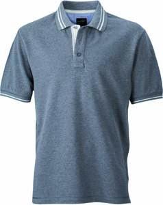 JN947 Polo Shirt Kurzarm Mehrfarbig