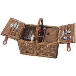 Mac-63041 Picknickkorb für 4 Personen