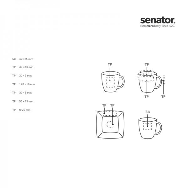 S-0987 MAXIM Espresso-Set | 2 Porzelantasse mit Untertasser