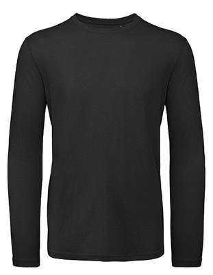 Inspire Long Sleeve T / Men Black