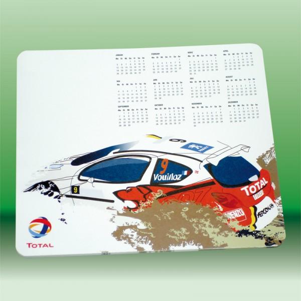 Mar-620 Mouse-Pad-Block 22,5 x 20 cm | 30 Blatt