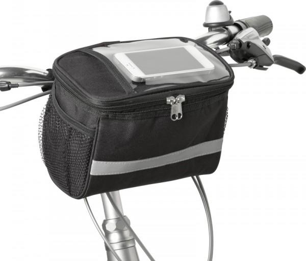 "0929 Fahrradlenker-Kühltasche ""Outdoor"" aus Polyester"