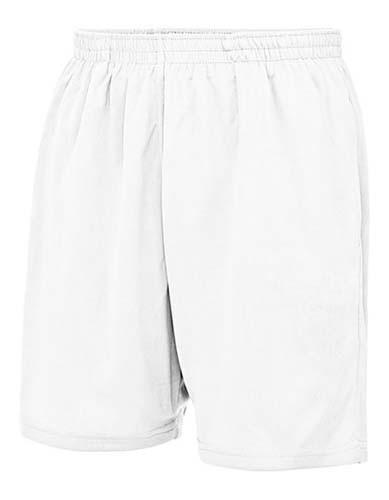 JC080J Kids` Cool Short_Arctic-White