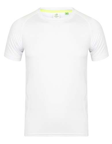 TL515 Men`s Slim Fit T-Shirt_White_White
