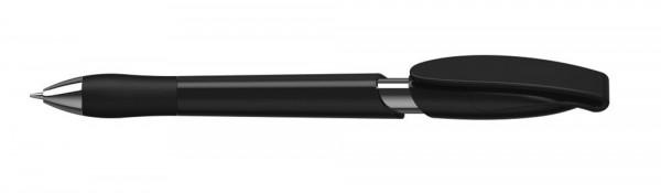 Kugelschreiber Rodeo grip/high gloss Mn schwarz