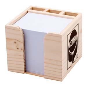 Zettelspeicher Schreibgeräteköcher 100 x 100 x 85 mm