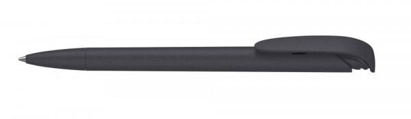 Kugelschreiber Jona softgrip schwarz