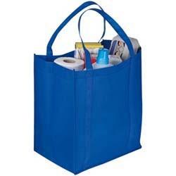 Mac-68752 Non Woven Einkaufstasche_blau