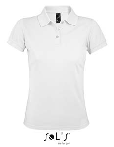 L-L528 Women`s Polo Shirt Prime