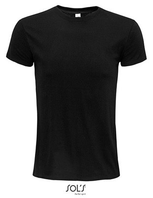 Epic Unisex T-Shirt Deep-Black