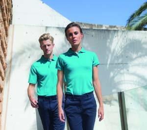 L-W475 Men`s Coolplus Wicking Polo Shirt