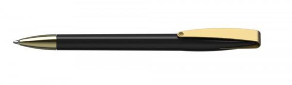 Drehkugelschreiber Cobra high gloss Mmg schwarz