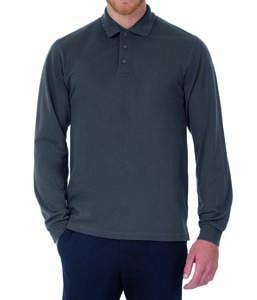 BCPU423 Polo Shirts Langarm