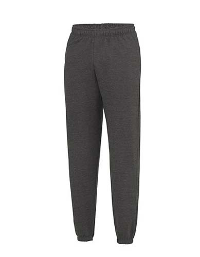 College Cuffed Jogpants_Charcoal-Heather