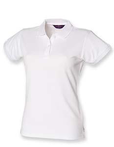 W476 Polo Shirt Damen Kurzarm