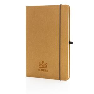 A5 Hardcover Notizbuch aus PU