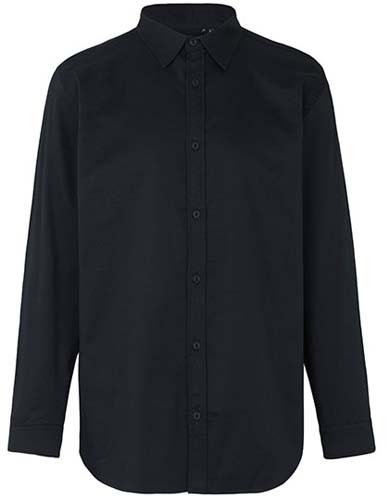 Mens Twill Shirt_Black