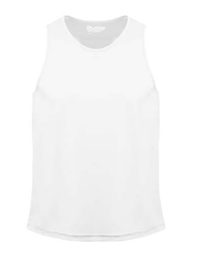 JC007 Cool Vest_Arctic-White