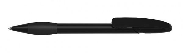 Kugelschreiber Nova grip/high gloss schwarz