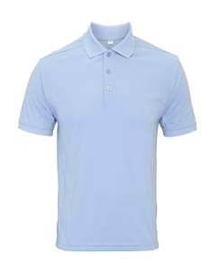 L-PW615 Men`s Coolchecker® Piqué Polo