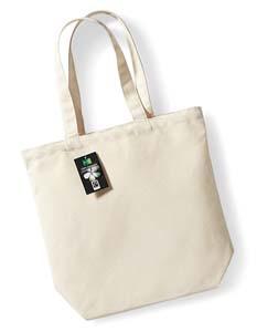 """WM671 Bio-Baumwolltasche """"Fairtrade Cotton Camden Shopper"""""""